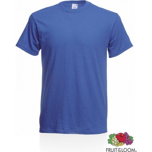 Camiseta Adulto Color Original Makito - Azul
