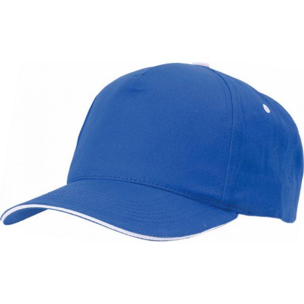 Gorra Five Makito - Azul