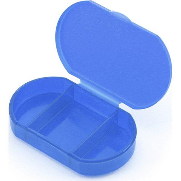 Pastillero Trizone Makito - Azul