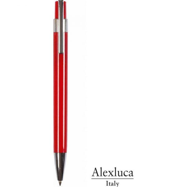 Bolígrafo Parma Alexluca - Rojo