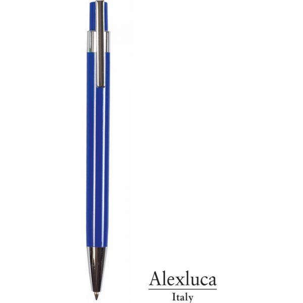 Bolígrafo Parma Alexluca - Azul