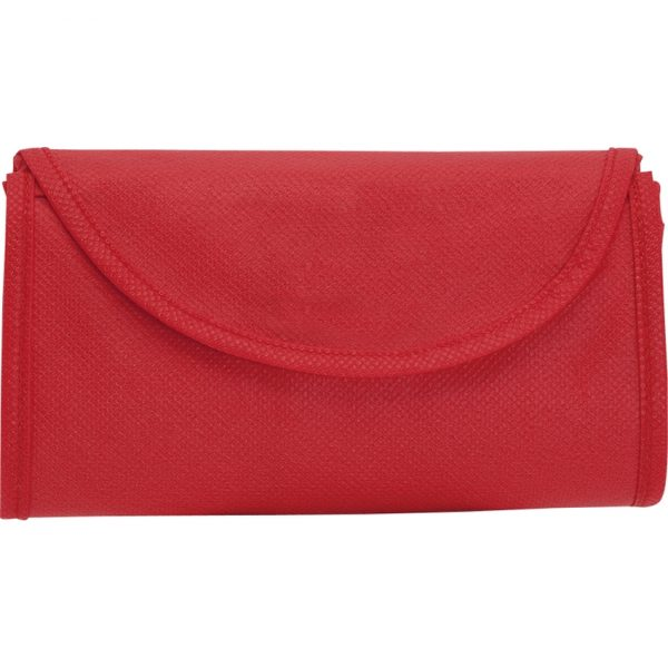 Bolsa Plegable Konsum Makito - Rojo