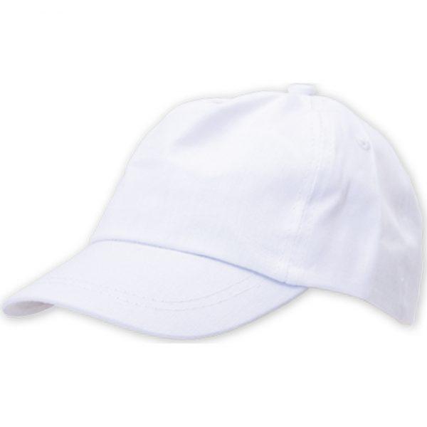 Gorra Niño Sportkid Makito - Blanco