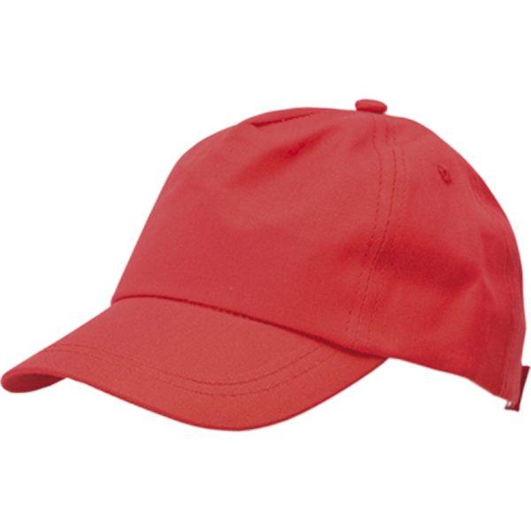 Gorra Niño Sportkid Makito - Rojo