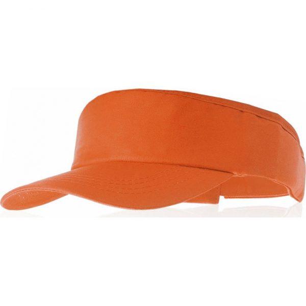 Visera Tiger Makito - Naranja