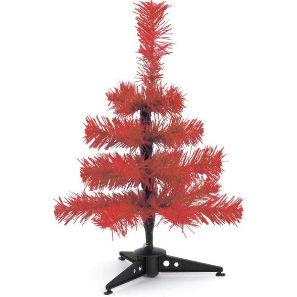 Árbol Navidad Pines Makito - Rojo