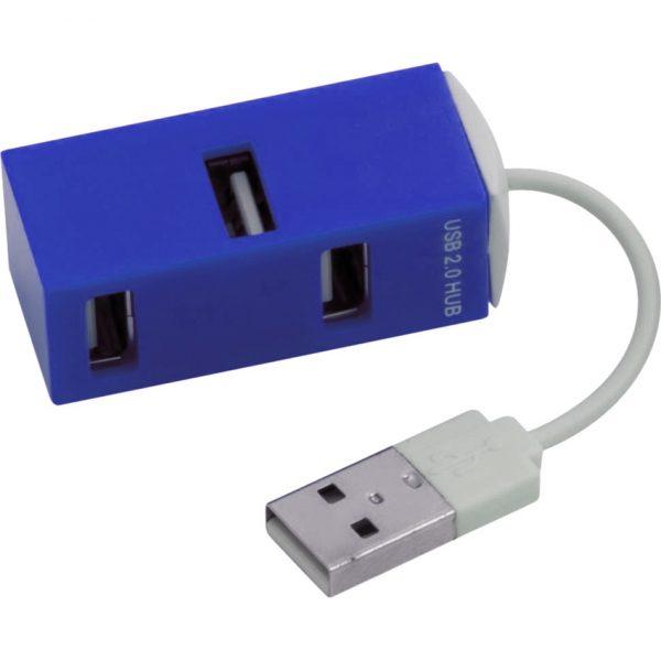Puerto USB Geby Makito - Azul