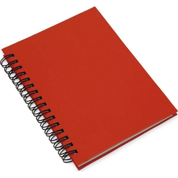 Libreta Emerot Makito - Rojo