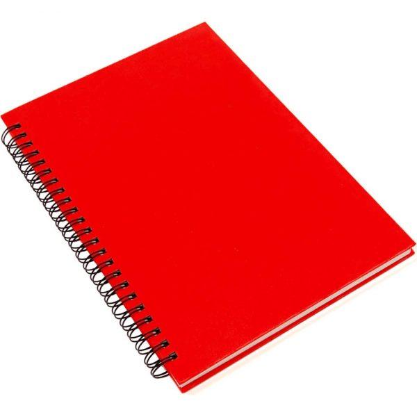 Libreta Gulliver Makito - Rojo