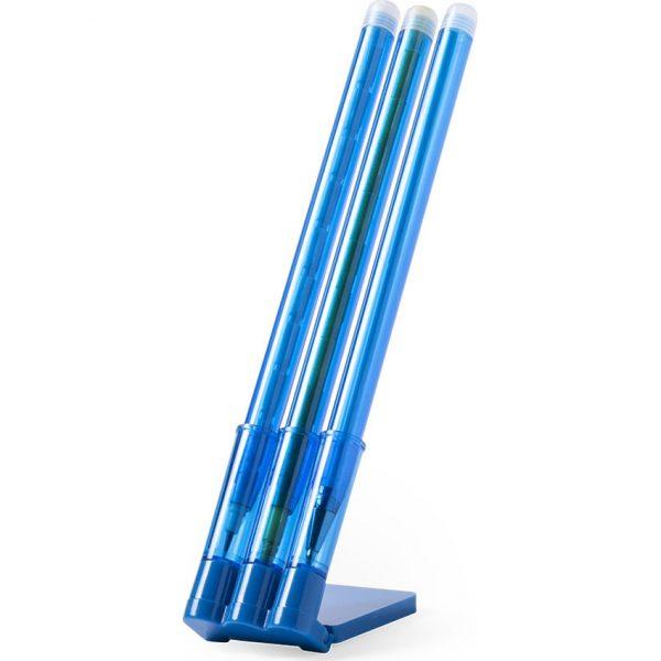 Set Zibo Makito - Azul