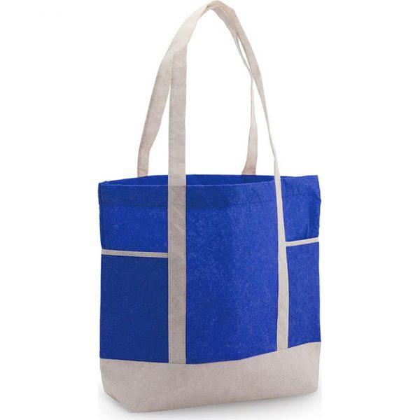 Bolsa Carole Makito - Azul