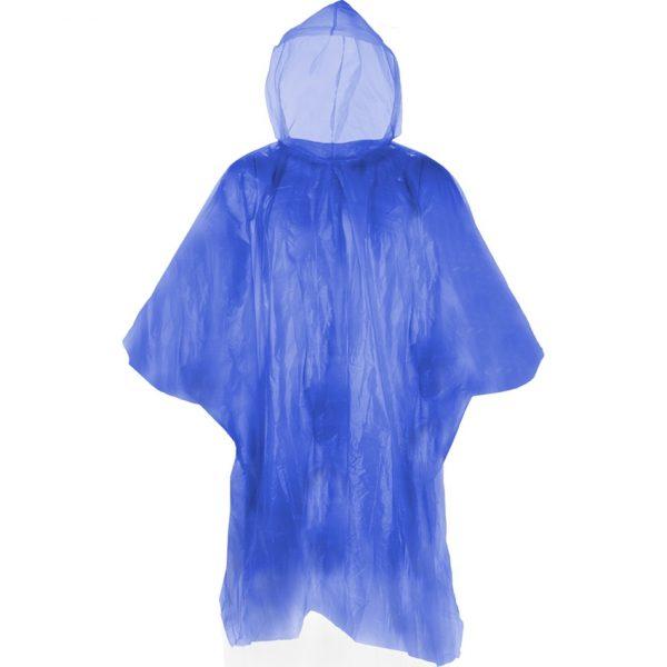 Poncho Remo Makito - Azul