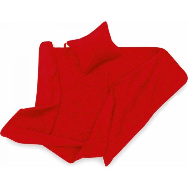 Manta Yelmo Makito - Rojo