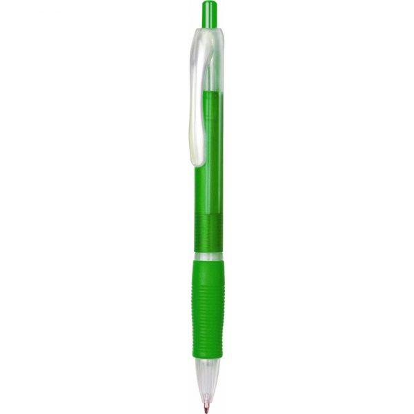 Bolígrafo Zonet Makito - Verde Claro