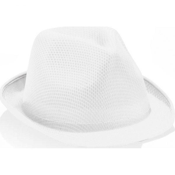 Sombrero Braz Makito - Blanco