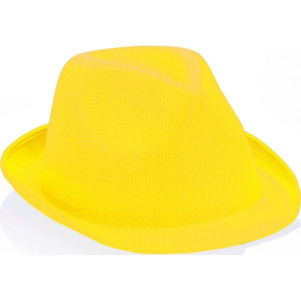 Sombrero Braz Makito - Amarillo