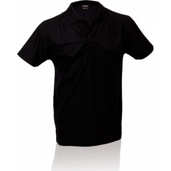 Polo Tecnic Makito - Negro