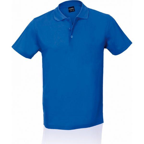 Polo Tecnic Makito - Azul