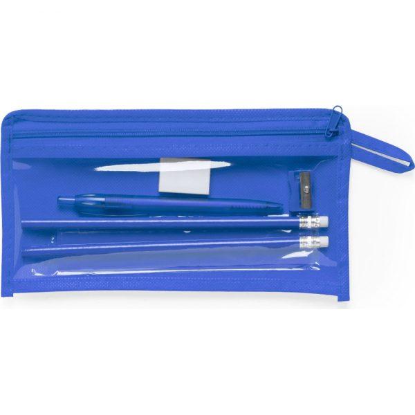 Set Estuche Baiku Makito - Azul