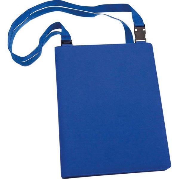 Carpeta Conquer Makito - Azul