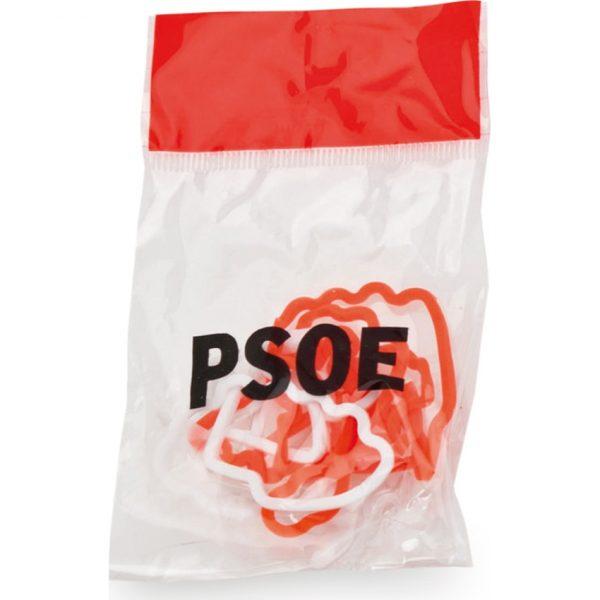 Set Pulseras Form Makito - Psoe