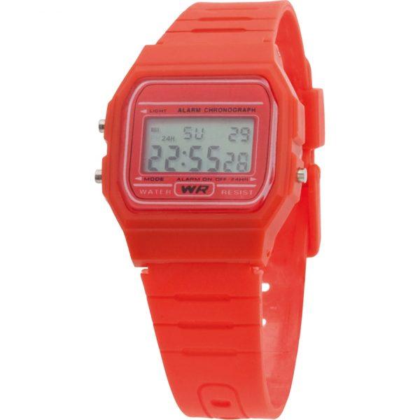 Reloj Kibol Makito - Rojo