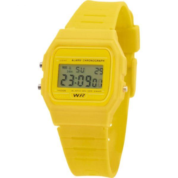 Reloj Kibol Makito - Amarillo