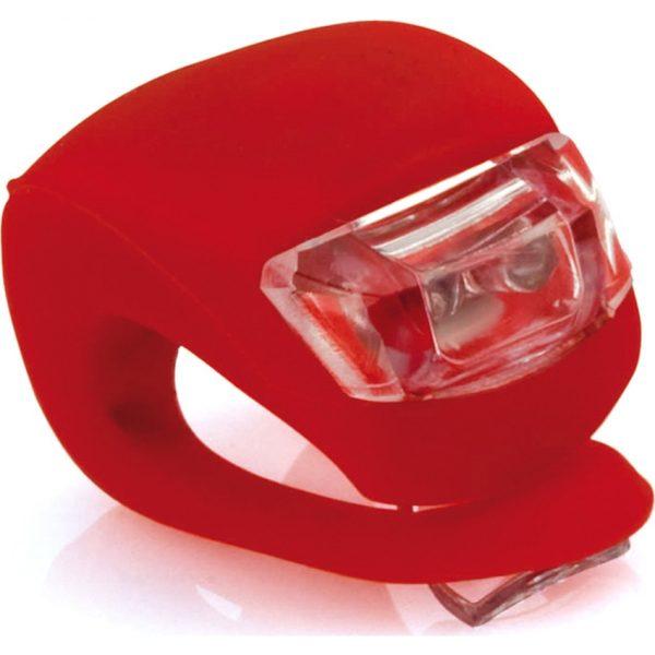 Linterna Myrto Makito - Rojo