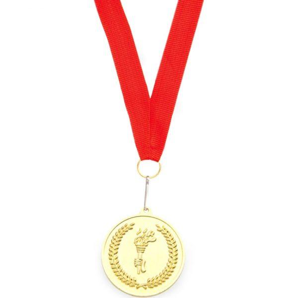 Medalla Corum Makito - Rojo / Oro