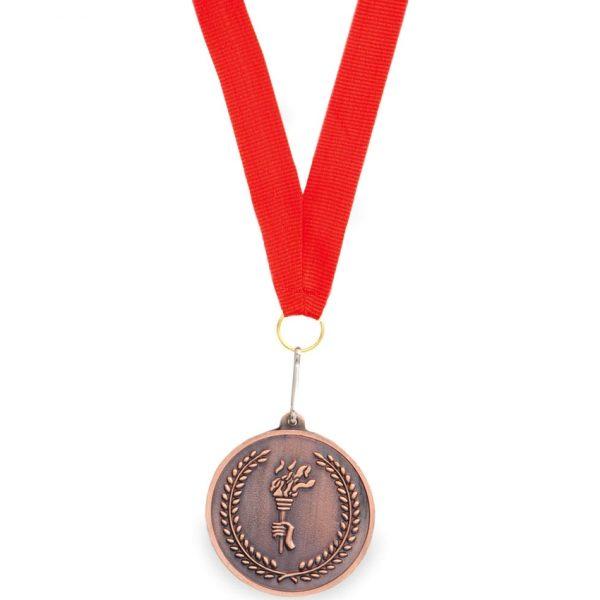 Medalla Corum Makito - Rojo / Bronce