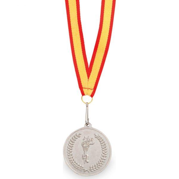 Medalla Corum Makito - España / Plateado