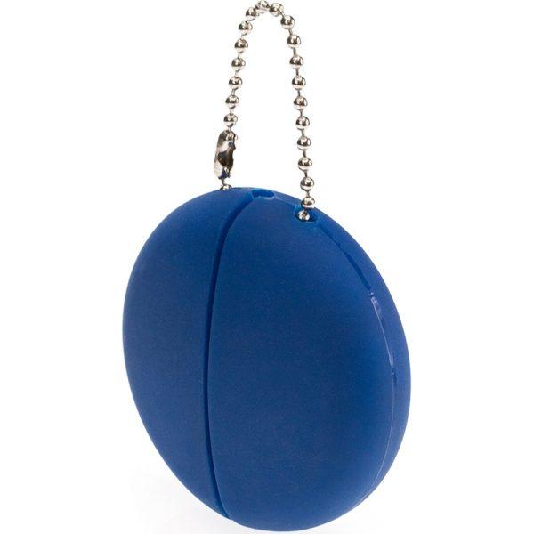 Monedero Jared Makito - Azul