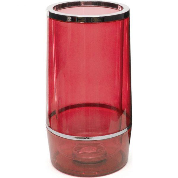 Botellero Pusko Makito - Rojo