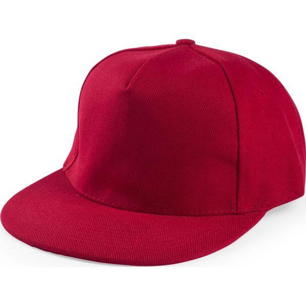 Gorra Lorenz Makito - Rojo
