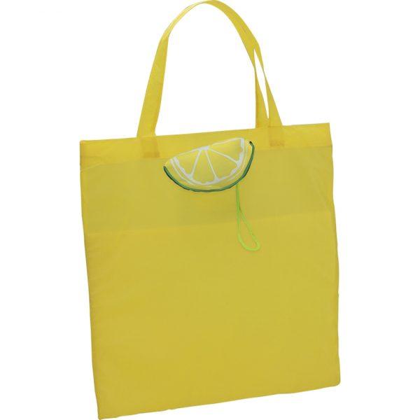 Bolsa Plegable Velia Makito - Limon