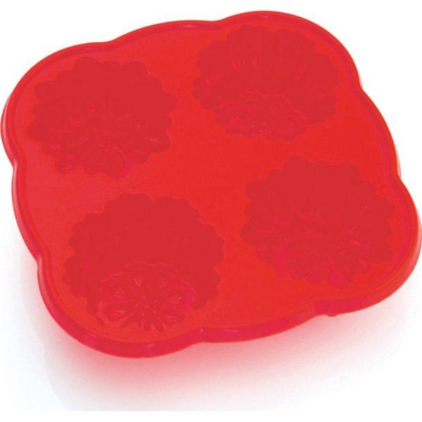 Molde Nela Makito - Rojo