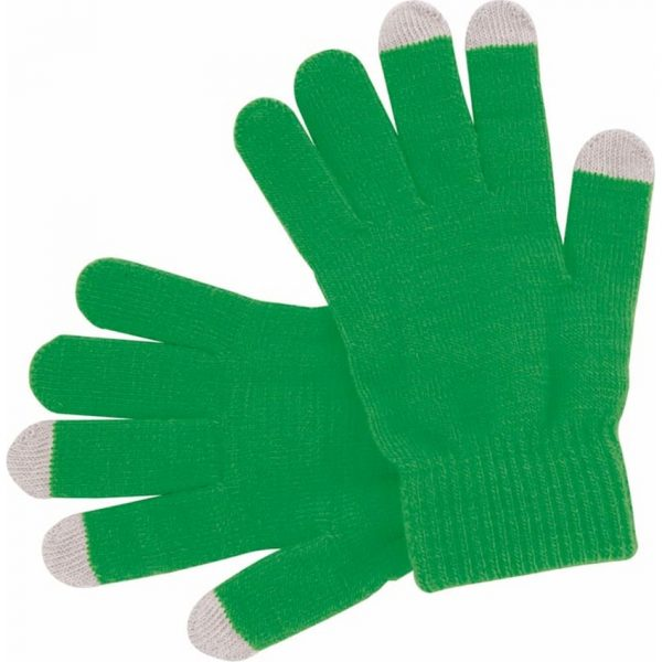 Guante Táctil Actium Makito - Verde