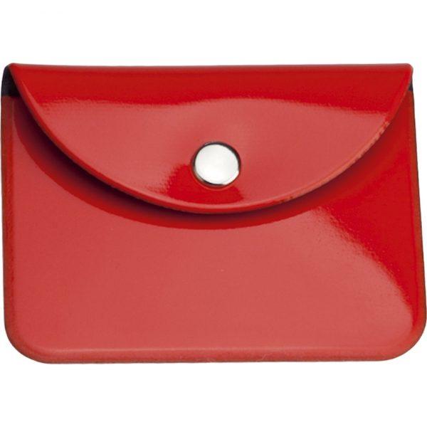 Monedero Crux Makito - Rojo