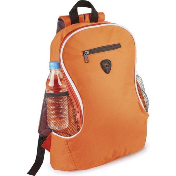 Mochila Humus Makito - Naranja