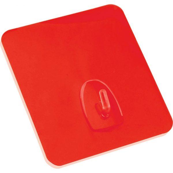 Gancho Multiusos Rucco Makito - Rojo