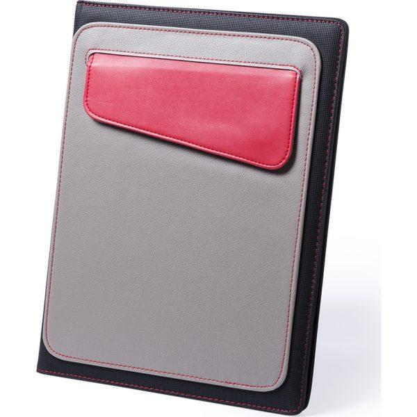 Carpeta Funda Tablet Cora Makito - Rojo
