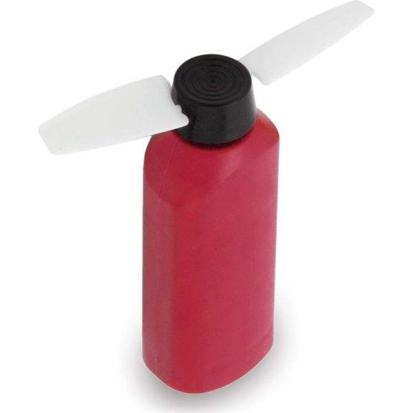 Ventilador Vanur Makito - Rojo
