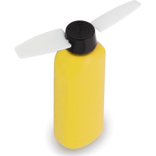 Ventilador Vanur Makito - Amarillo