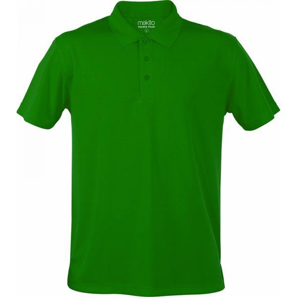 Polo Tecnic Plus Makito - Verde