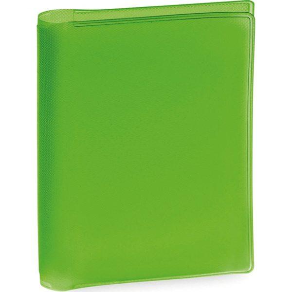 Tarjetero Letrix Makito - Verde