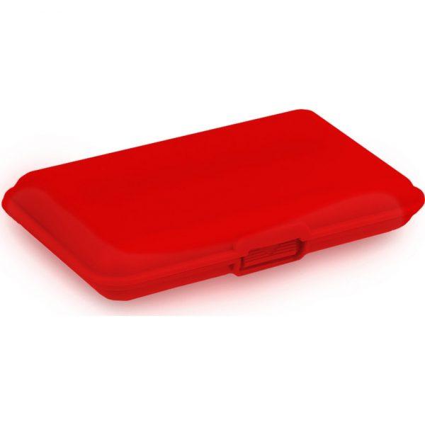 Tarjetero Terun Makito - Rojo