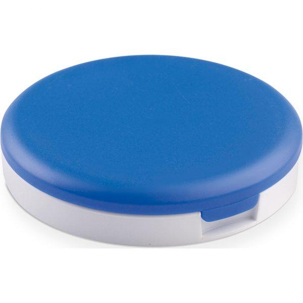 Espejo Soporte Senet Makito - Blanco / Azul
