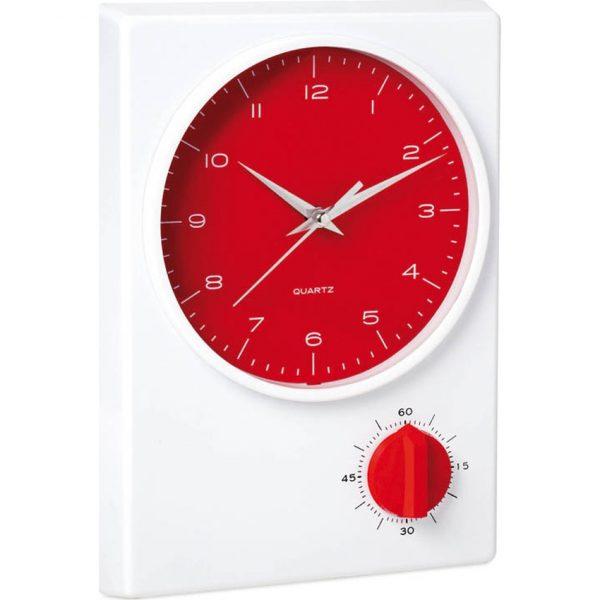 Reloj Temporizador Tekel Makito - Rojo