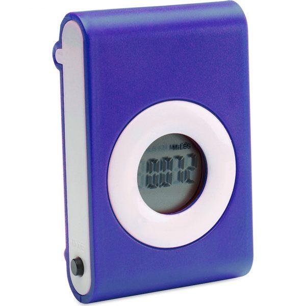 Podómetro Neiva Makito - Blanco / Azul