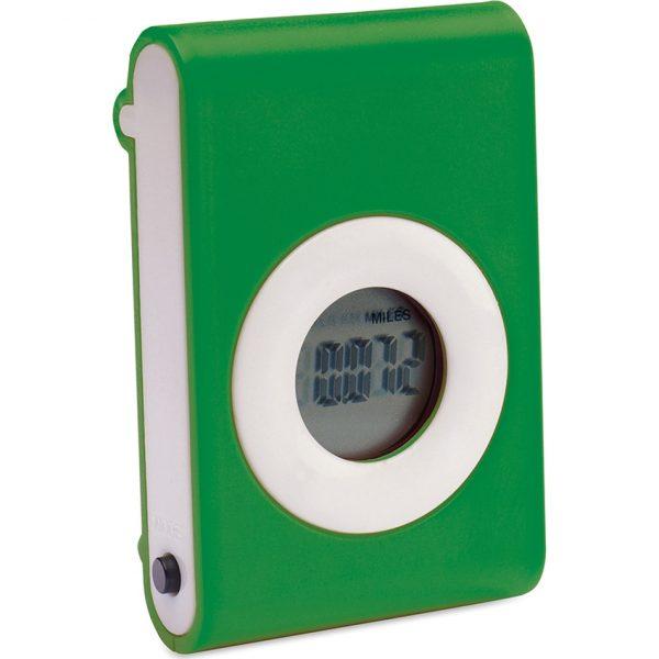 Podómetro Neiva Makito - Blanco / Verde